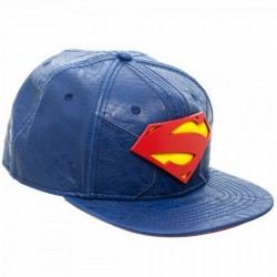 Gorra Superman Relieve