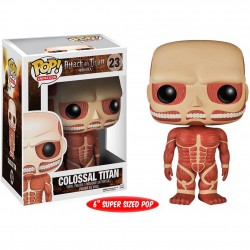 Funko Pop! Attack on Titan - Titán Colosal 6""