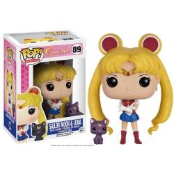 Funko Pop! Sailor Moon - Sailor Moon y Luna