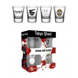 Mini Vasos TG Tokyo Ghoul