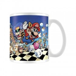 Taza Super Mario Art