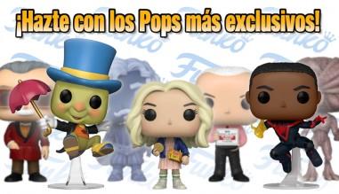 ¡Hazte con los Pops! más exclusivos!
